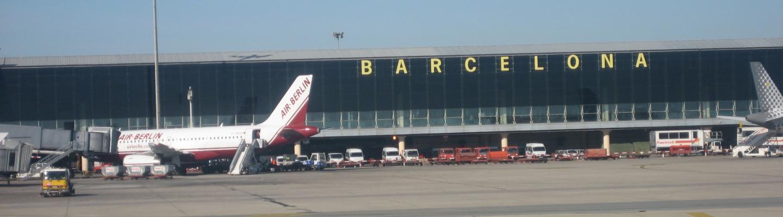 Vliegveld (Airport) Barcelona