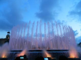 Magische Fontein Barcelona