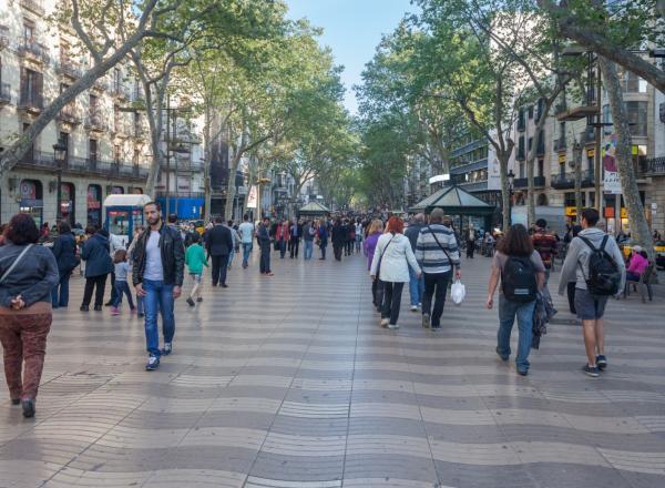 Shoppen in Barcelona